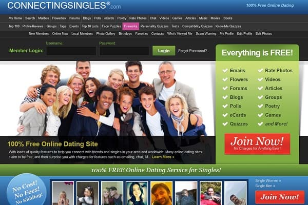 free dating site 18 - connectingsingles