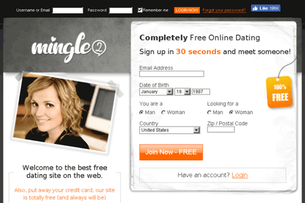 Common interest dating sites