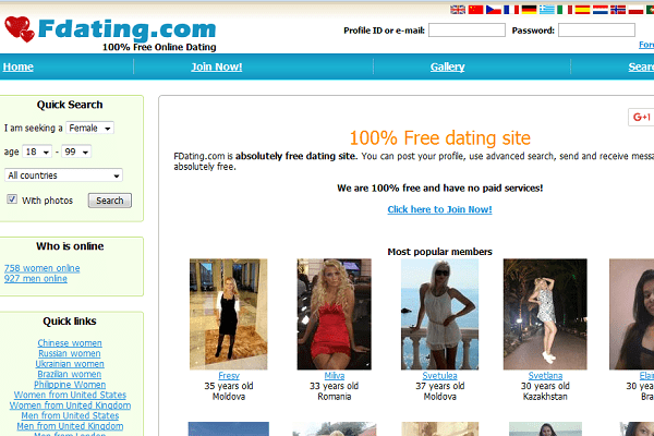 free dating site 6 - Fdating