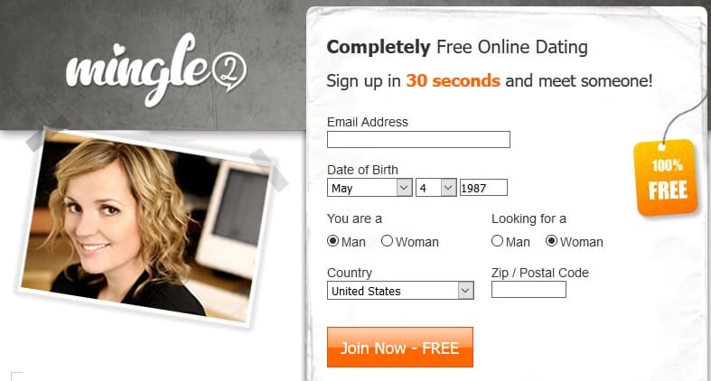 Mingle2 com free online dating