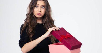 worst valentine's day gift ideas