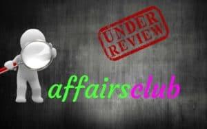 affairsclub.com review