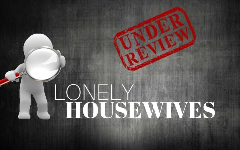 lonelyhousewives.com review
