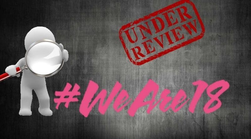 weare18 review