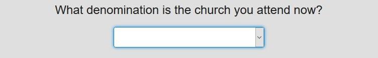 ChristianMingle Questionnaire 5