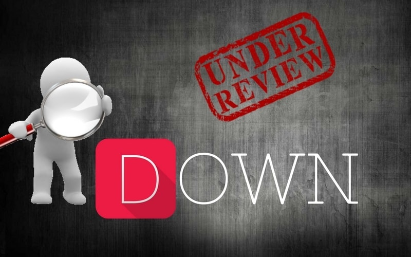 Down App Review