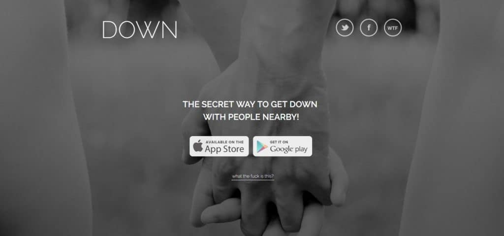 Down Dating App