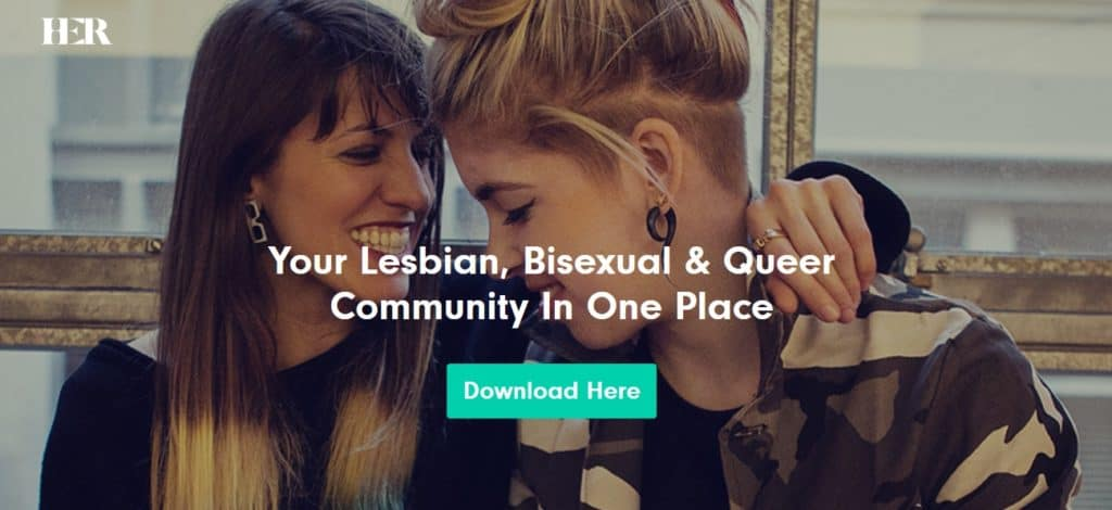 Best free dating apps lesbian
