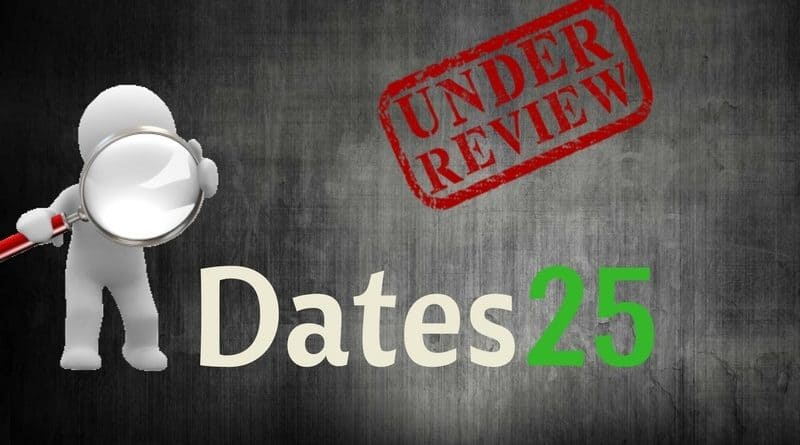 dates25 review
