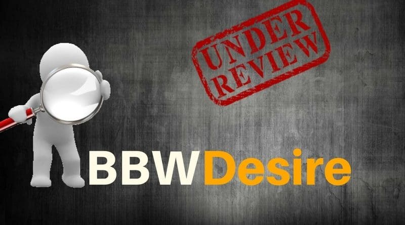 BBWdesire review