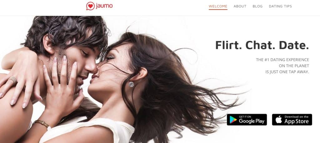 Jaumo Homepage