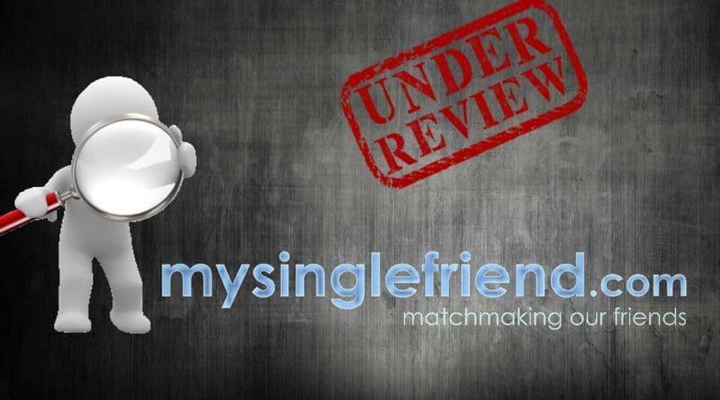 MySingleFriend Review