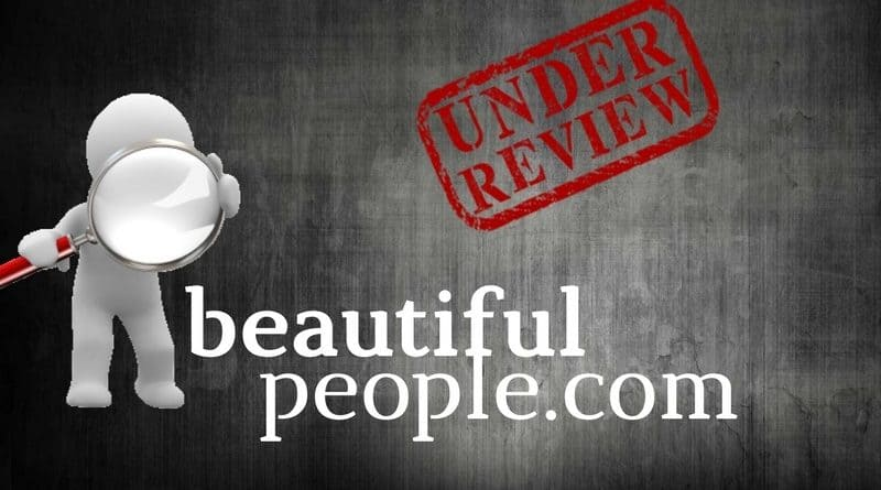 beautifulpeople.com review