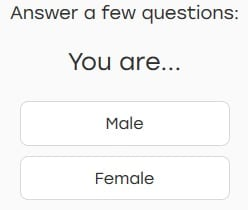 hot or not questionnaire 1