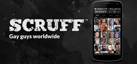 scruff gay app reviews