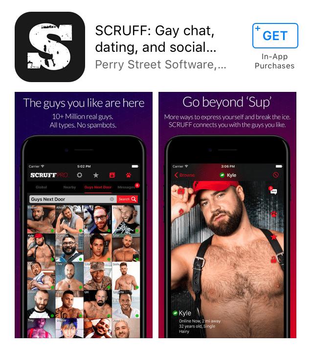 scruff app