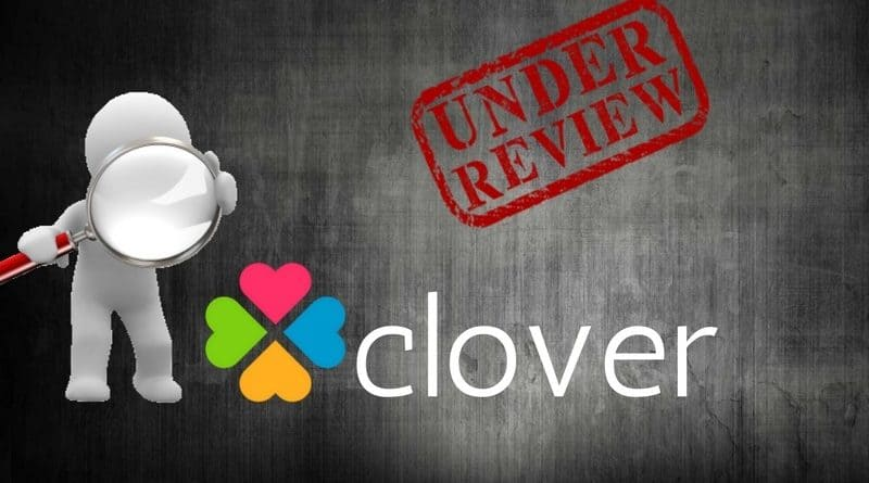 Clover dating app reviews