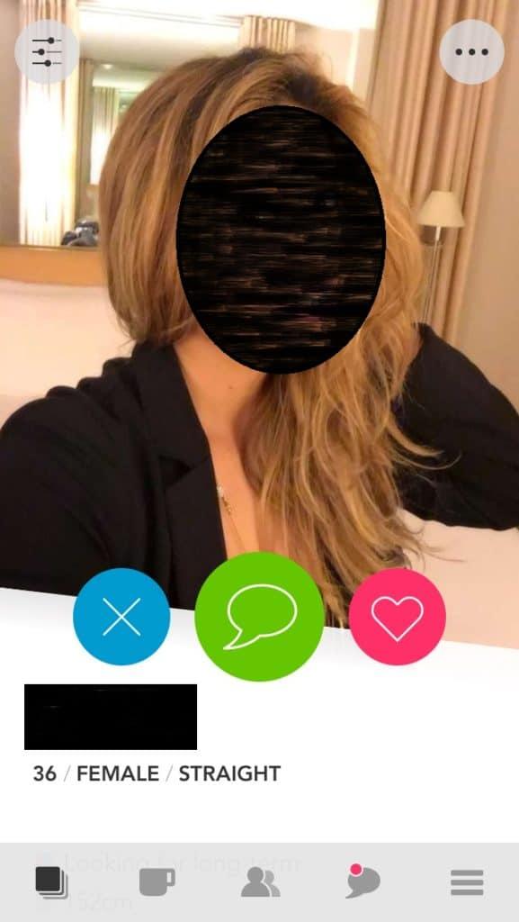 clover app swiping