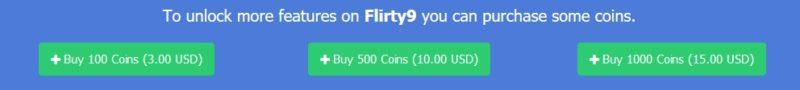 flirty9 sign up