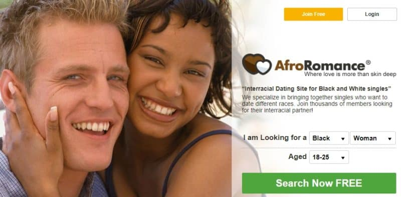 interracial hookup site