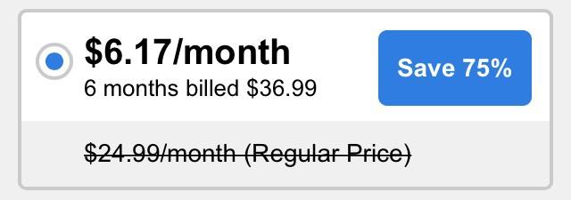 FirstMet Cost
