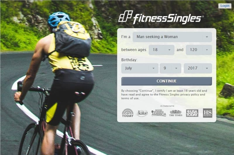fitness dating websites Okcupid is the only dating app that knows you're more substance than just a selfie—and it's free download it today to make meaningful connections with real people.