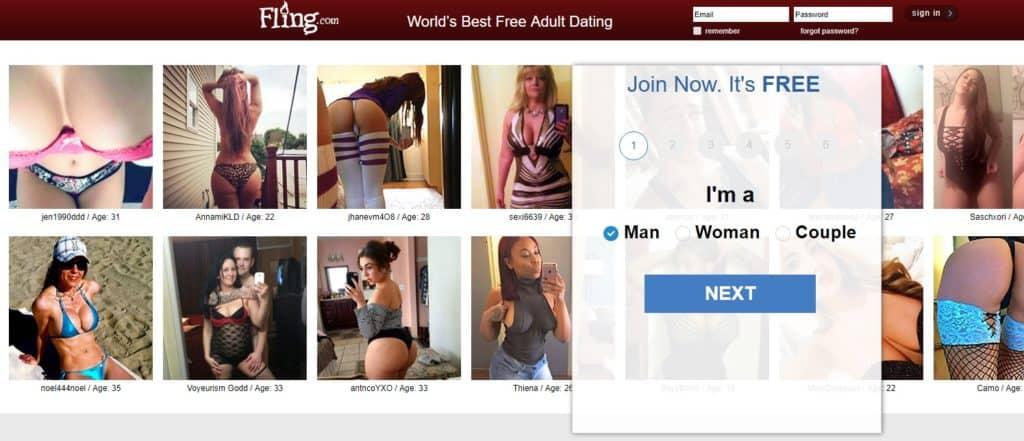 most popular free online dating websites