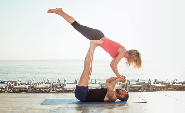 ways for couples to stay fit