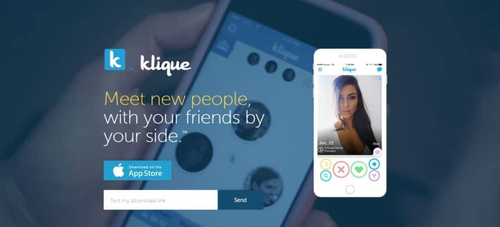 klique app
