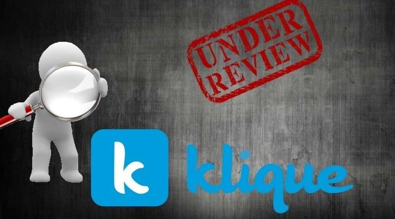 klique app review