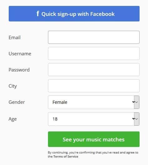 tastebuds dating website
