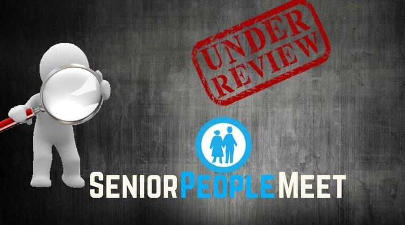 SeniorPeopleMeet Review
