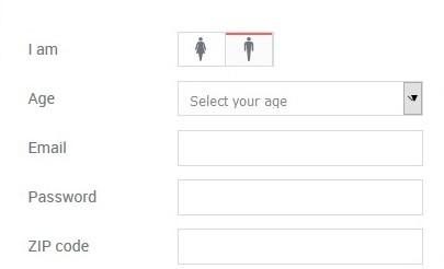 NaughtyDate Registration 1