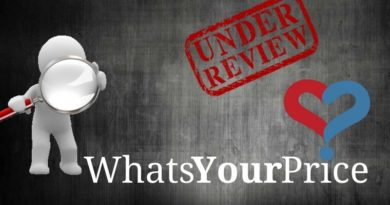 WhatsYourPrice Review — Pay to Date