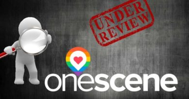 OneScene Review — Dating That Spans the Rainbow