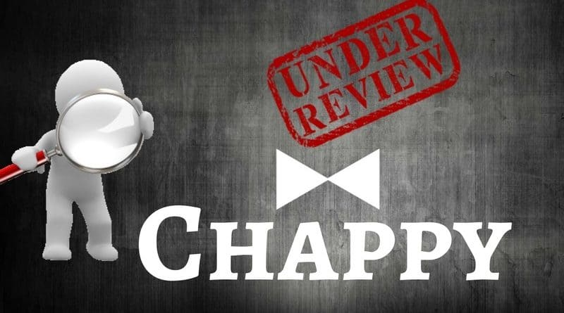 Chappy App Review
