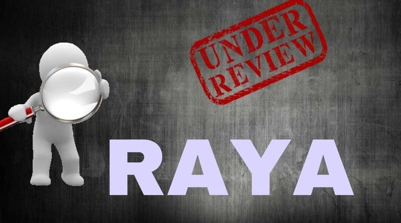 Raya Dating App Review