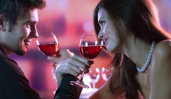 Salvage a Bad Date with Alcohol