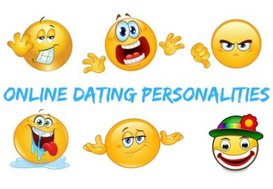 6 Personality Types You Will Come Across in Online Dating