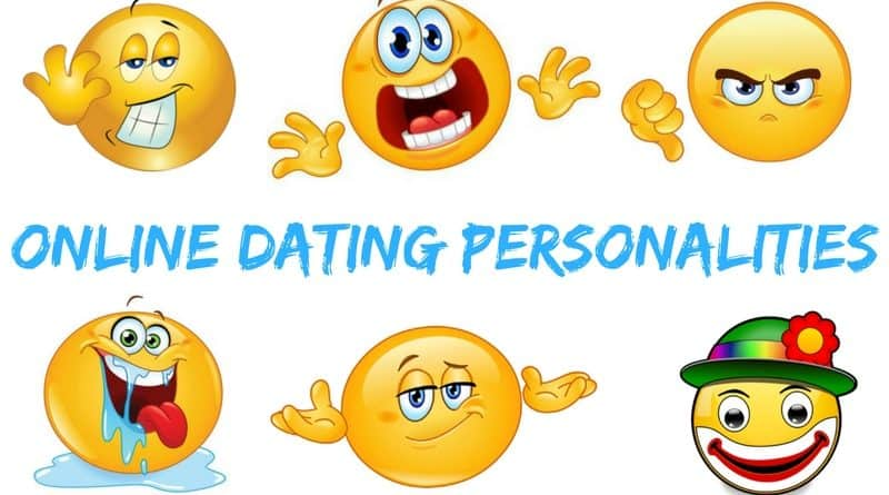 Online Dating Personalities Featured
