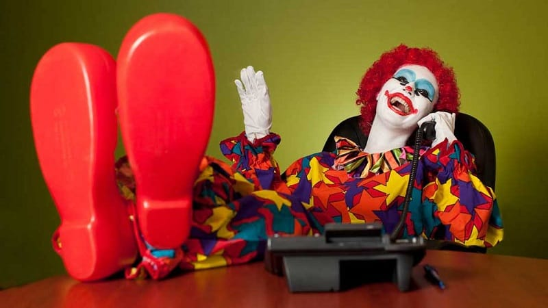 Personality Types Online Dating - The Clown