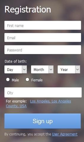 au free dating
