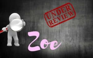 zoe dating app review