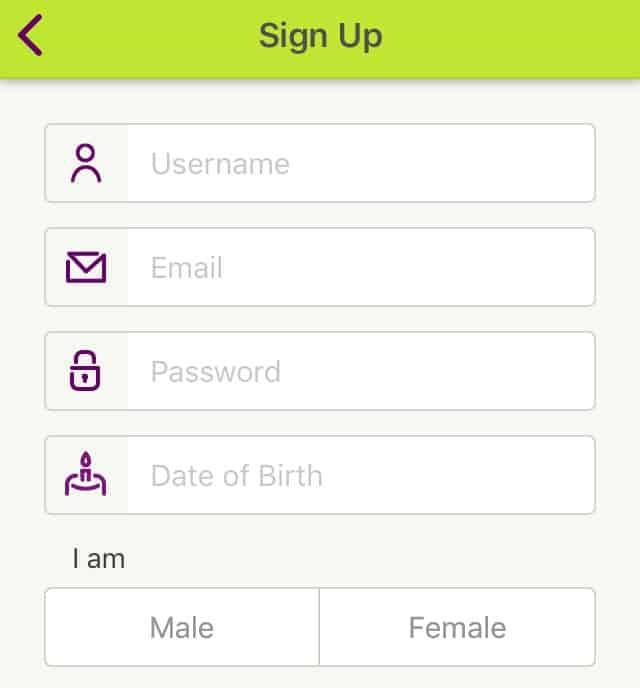 qeep app registration